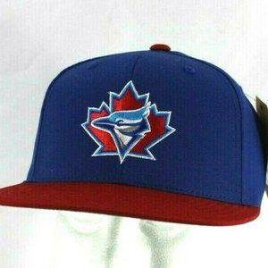 Toronto Blue Jays Blue/Red Baseball Cap Snapback
